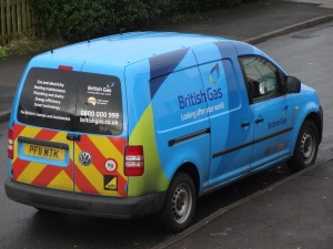 British_Gas_van